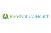 Bens Natural Health logo